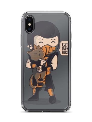 iPhone X/XS/XS Max - mobile phone case thumbnail