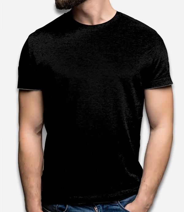 Women's V neck T-shirt thumbnail